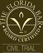 The Florida Bar | Board Certified | Civil Trial